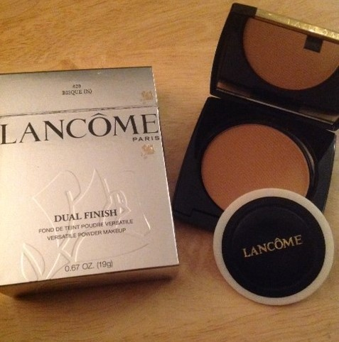 LancomeDualFinishMakeup