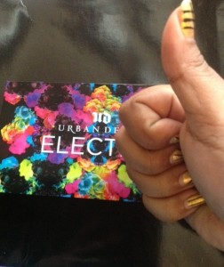 Urban Decay Electric Palette Eye Shadow