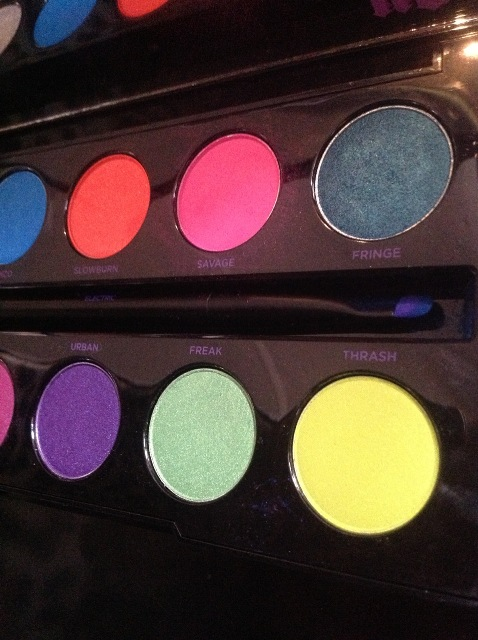 Urban Decay Electric Palette Eyeshadow