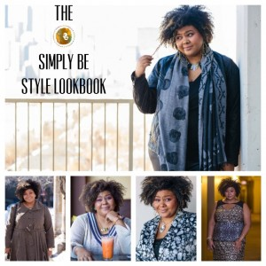 My Simply Be Style Lookbook + A Coupon Code Just For You!