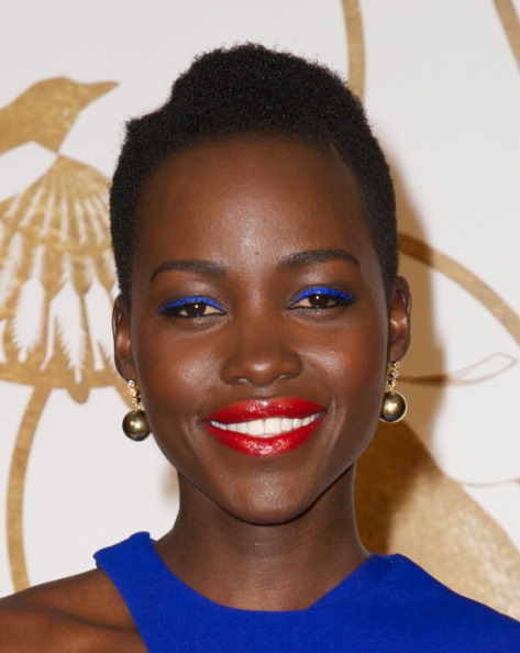 Sally Morrison & LoveGold Celebrate Academy Award Nominee Lupita Nyong'o