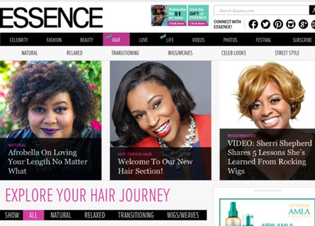 Afrobella on Essence.com!