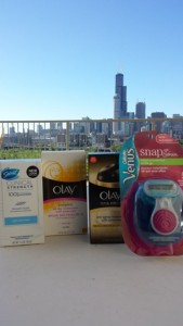 A few of my favorite P&G Beauty summer products!