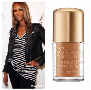 IMAN Cosmetics BB & CC Cremes – The Afrobella Review & How-To!
