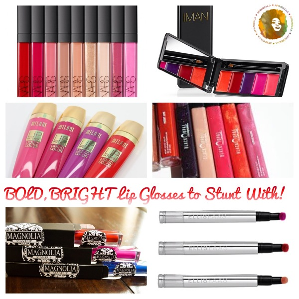 Lip Glosses To Stunt With