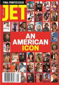 This Is The Final Issue of JET Magazine