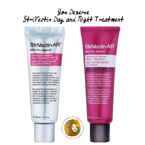 You Deserve – StriVectin-AR Day and Night Cream