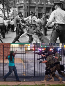 Ferguson. History Repeating Itself.
