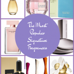 The Most Popular Signature Fragrances