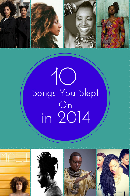 10 Songs You Slept On in 2014