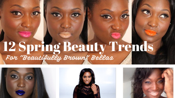 12 Beauty Trends You Should Really Try for Spring