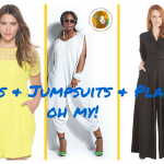 Rompers & Jumpsuits & Playsuits