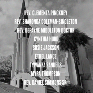 Remembering the Charleston Victims. How We All Can Help
