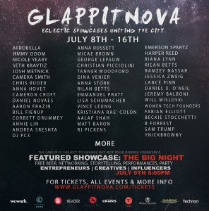 Hear My Story at Glappitnova 2015