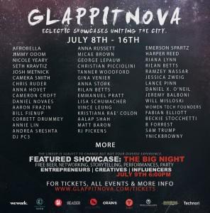 Hear My Story at Glappitnova 2015