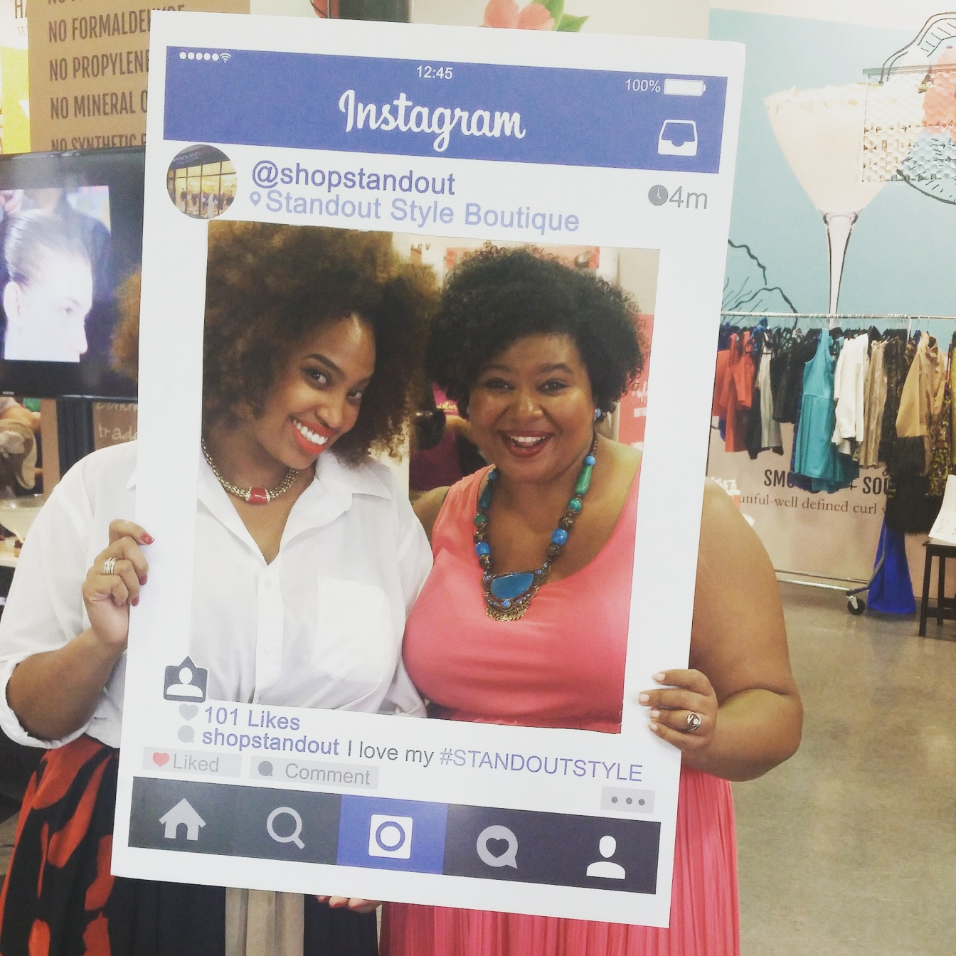 SheaMoisture Chicago Afrobella Standout Style