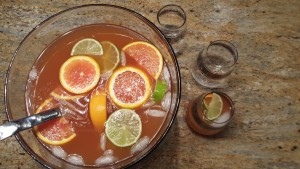 Afrobella's Sailor Jerry Trini Rum Punch Recipe Remix