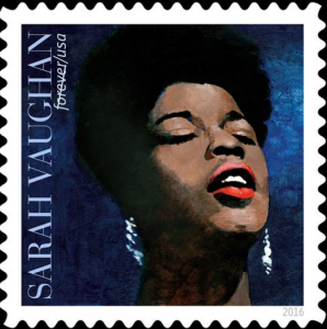 I'm Totally Buying the Sarah Vaughan Stamp