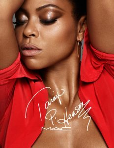 #MACTaraji — MAC Cosmetics + Taraji P. Henson = MAGIC. Check Out My Look!