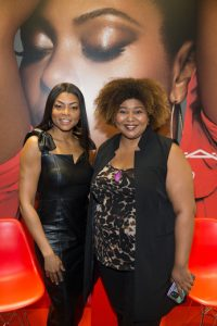 Hey Taraji Hey; My Interview at the #MACTaraji Launch!