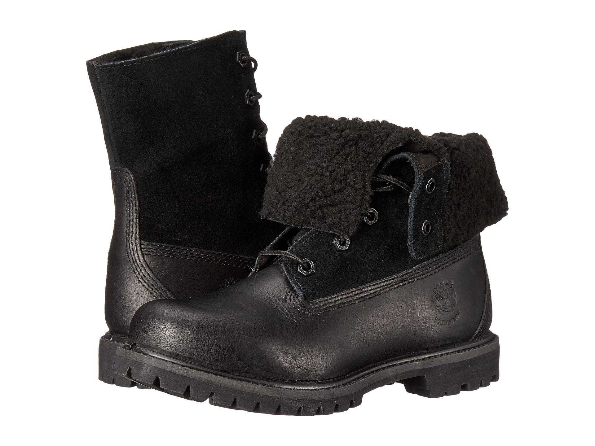 timberland-teddy-fleece-fold-down-boots-womens