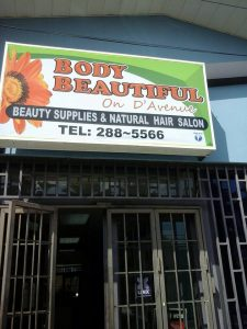 Welcome To T&T! Where To Do Your Beauty and Natural Hair Shopping in Trinidad