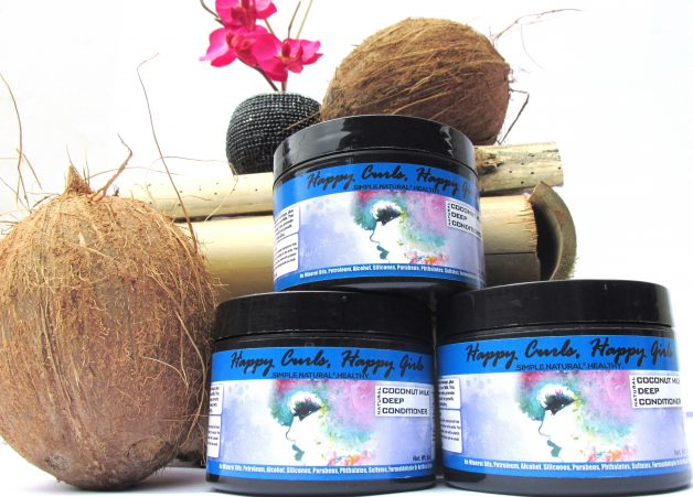 Coconut Milk Deep Conditioner