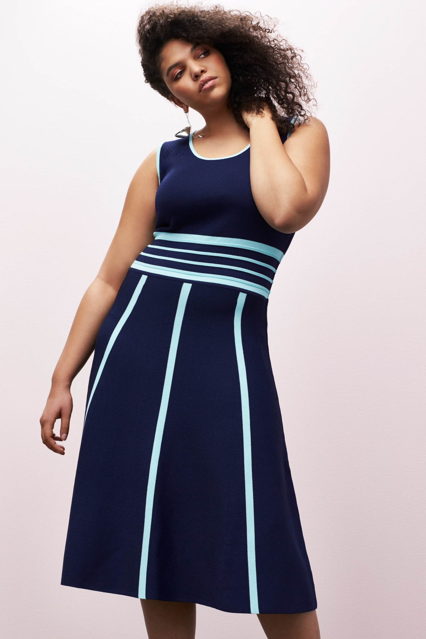 9b5ddcf2ba73 Prabal Gurung Puts Plus Size First in His New Lane Bryant Collection ...