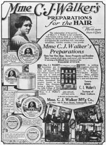 Madam C.J Walker Beauty Culture – An Intentional Tribute to the Original Hair Care Millionaire