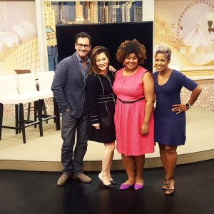Afrobella on Windy City LIVE — Beauty Products to Keep You Looking Cool this Summer