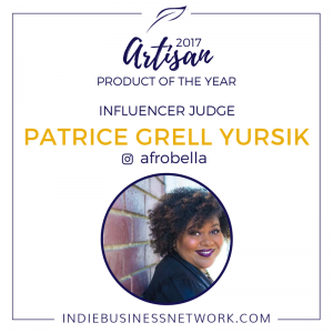 I Helped to Judge the Indie Business Network's Artisan Product of the Year Awards – Discover My Faves!