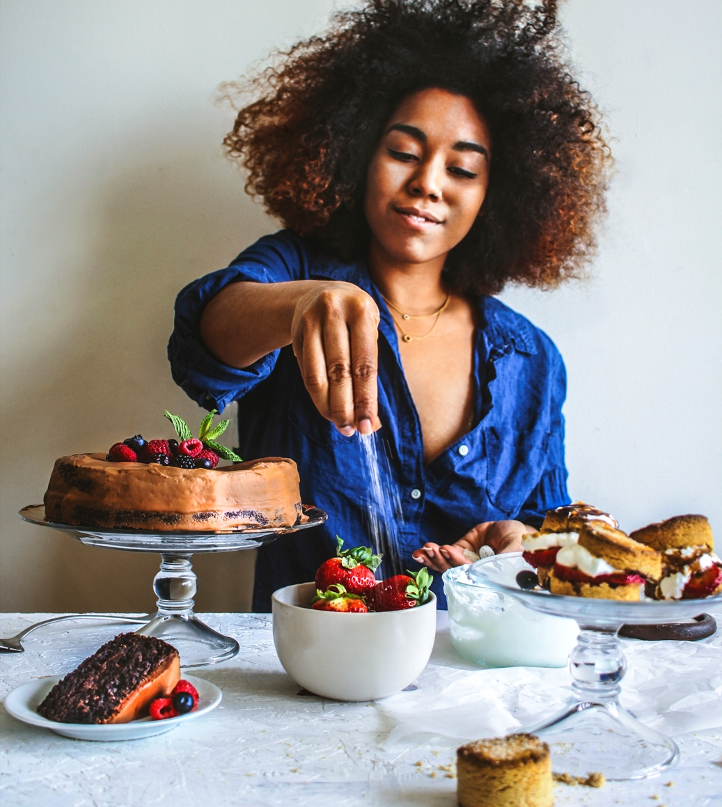 Black Girl Baking – Jerrelle Guy's New Cookbook is Inspiring Me! Try These Recipes