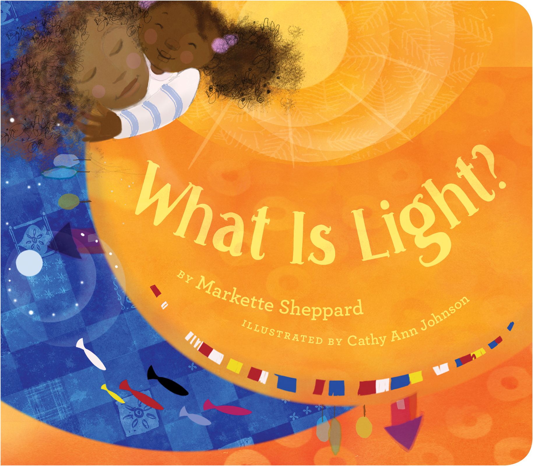 Children's Books Are The Future — What Is Light? Author Markette Shepperd on Inspiring Black Kids