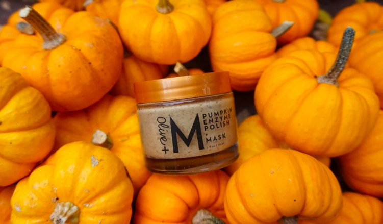 My Pumpkin Skincare Beauty Favorites