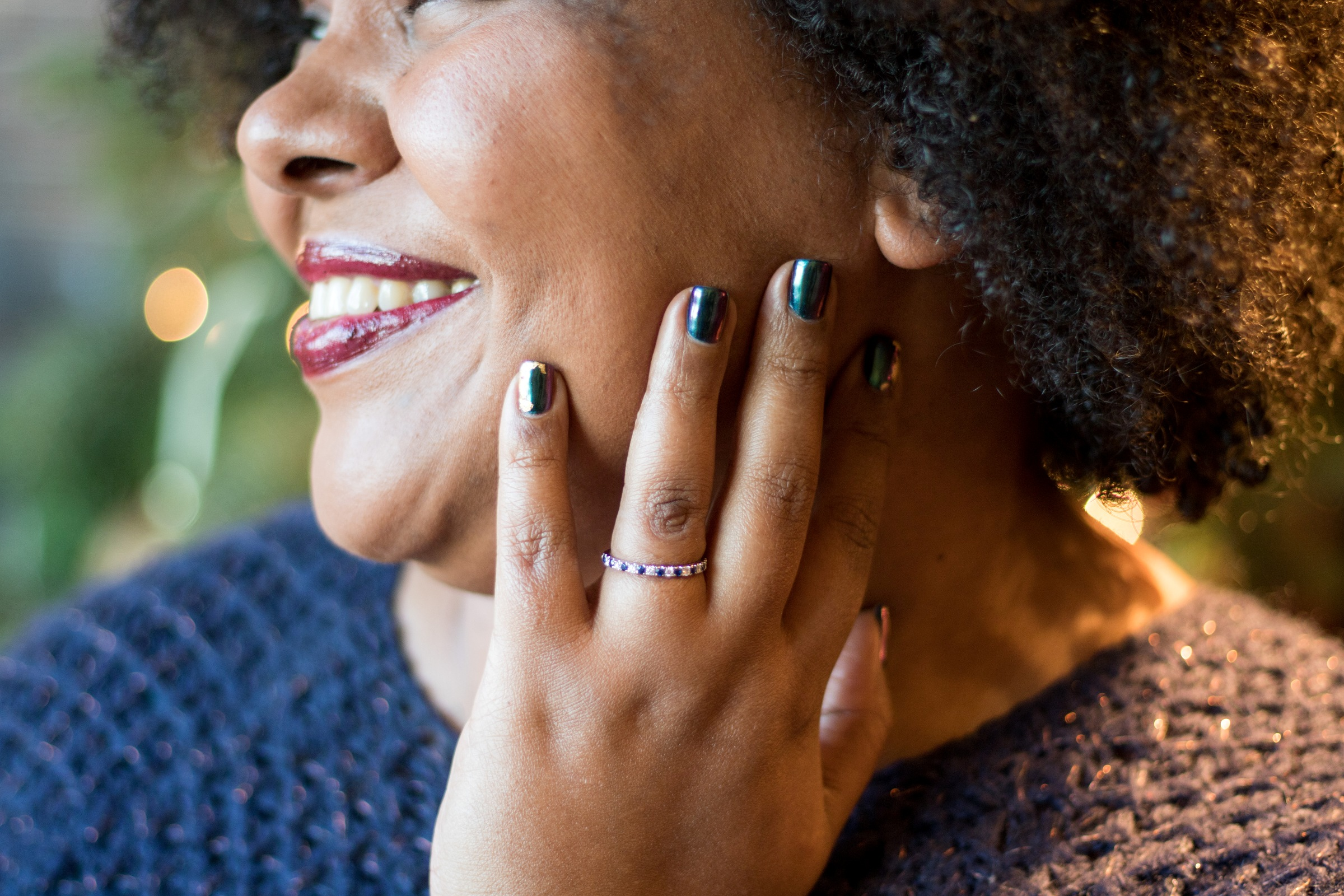 An Elegant Stacking Upgrade for Rings Old and New, From Kay Jewelers