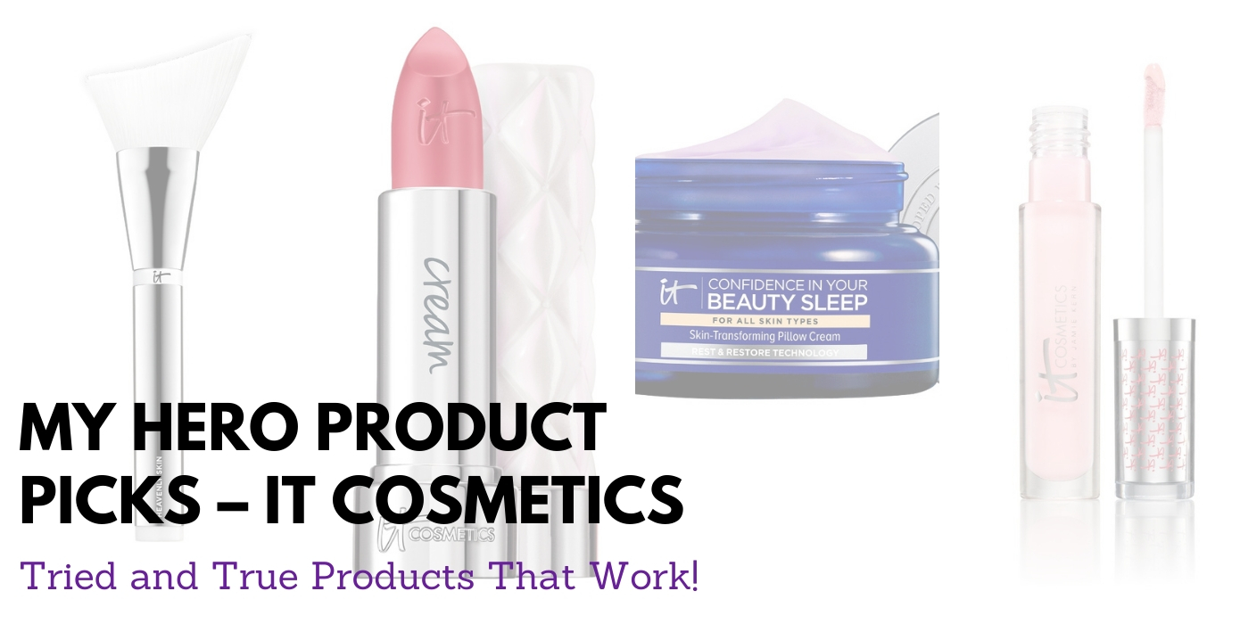 My Hero Product Picks – IT Cosmetics